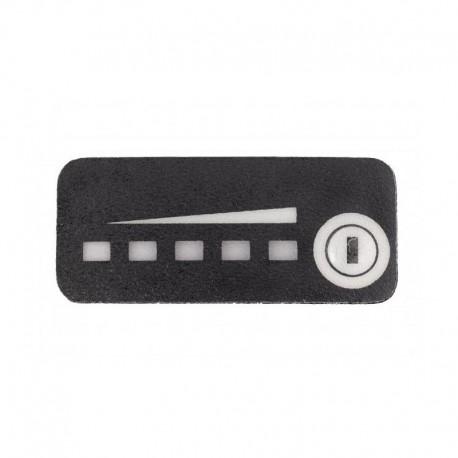 Kit pellicole di ricambio per interruttore batterie Bosch