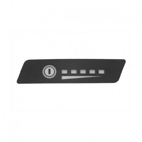 Kit pellicole di ricambio interruttore batteria da telaio Bosch Classic+