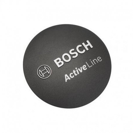 Logo cover motore Bosch Active Plus