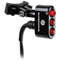 Faro posteriore Supernova E3 Tail Light 2 per eBike Bosch